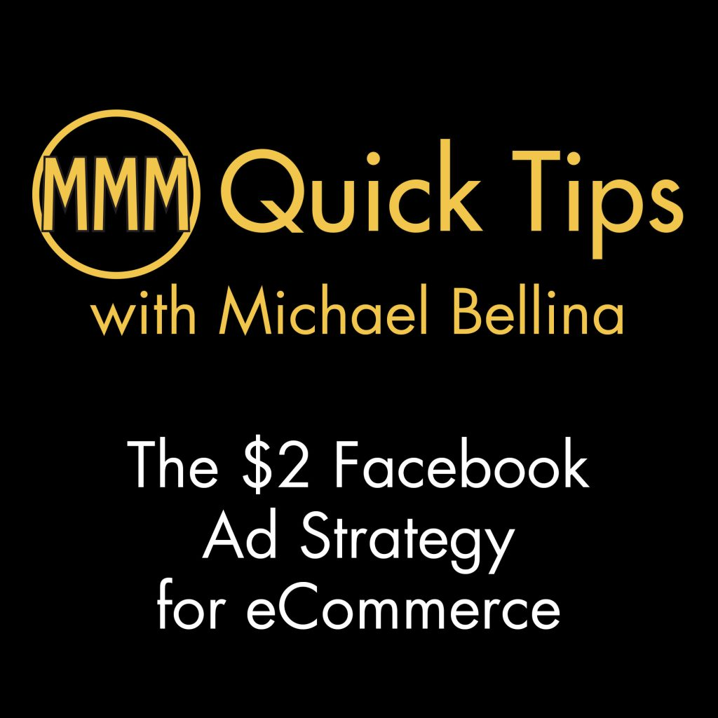 The $2 Facebook Ad Strategy for eCommerce