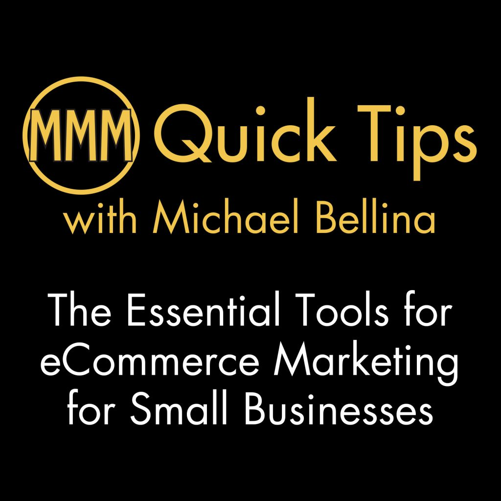 The Essential Tools for eCommerce Marketing for Small Businesses