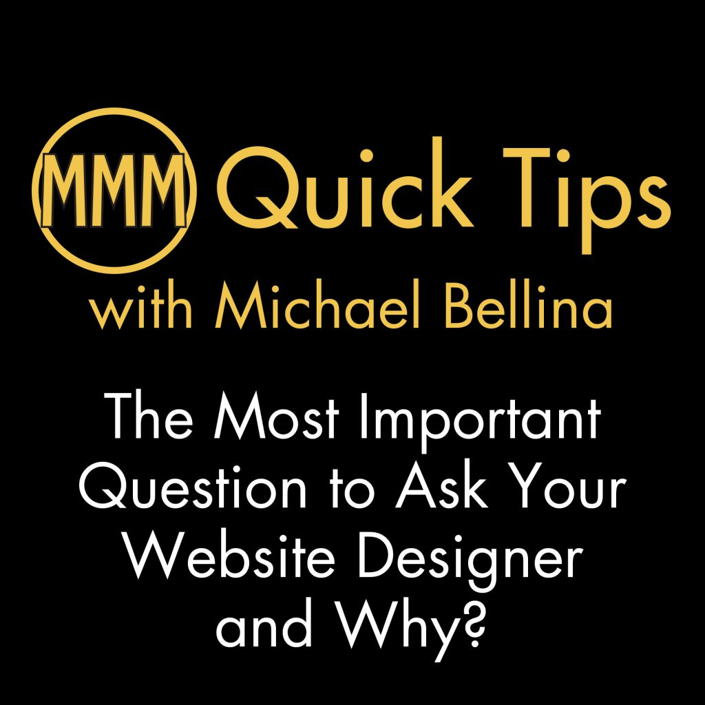 The Most Important Questions to Ask Your Website Designer